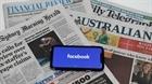 Australia ngừng các chiến dịch quảng cáo trên Facebook