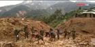 Tiếp tục tìm kiếm người mất tích do sạt lở ở Phước Sơn