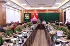 Thứ trưởng Bùi Văn Nam làm việc tại tỉnh Sơn La
