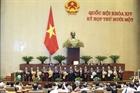 Quốc hội phê chuẩn 2 Phó Thủ tướng và 12 thành viên Chính phủ