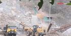 Hoạt động khai thác khoáng sản trái phép ở Thanh Sơn