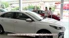 Ô tô nhập khẩu về Việt Nam giảm mạnh