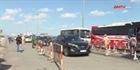 TP.HCM: Cấm xe dừng, đón trả khách tại vùng có dịch