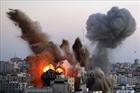 Israel liên tiếp không kích Dải Gaza