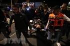 Đụng độ tại Jerusalem khiến 169 người bị thương