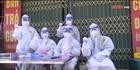 Đội ngũ y tế chống dịch trong cái nóng thiêu đốt