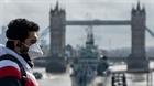 Số ca nhiễm COVID-19 tại Anh cao nhất thế giới