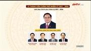 4 Phó Thủ tướng 22 Bộ trưởng trưởng ngành nhiệm kỳ 2021-2026