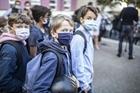 Châu Âu bắt đầu năm học mới với nhiều biện pháp phòng dịch