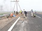Sự cố lún, nứt kéo dài trên cao tốc Hà Nội – Lào Cai