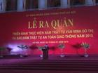 Hà Nội phát động Năm trật tự văn minh đô thị 2015