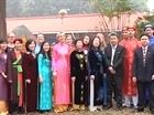 Tết cổ truyền với Đại sứ các nước tại Việt Nam