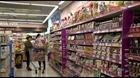 Sức mua tại siêu thị tăng cao những ngày cận Tết