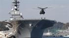 Nhật Bản điều tàu chiến lớn nhất hộ tống tàu Mỹ