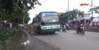 Bị xe buýt cuốn vào gầm, 1 người tử vong
