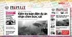 Tin tức nổi bật trên báo ngày 26/7