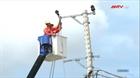 EVN đã khôi phục cấp điện của Thanh Hóa và Nghệ An