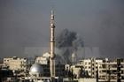 Máy bay Nga ném bom tại Syria, hơn 60 người thương vong