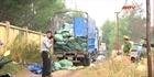 Nhức nhối nạn đổ trộm rác thải công nghiệp
