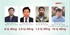 Đề nghị truy tố 4 nguyên lãnh đạo Vinashin