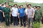 Phó Thủ tướng Vương Đình Huệ chỉ đạo chống cháy rừng tại Hà Tĩnh