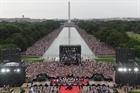 Mỹ diễu binh mừng Quốc khánh lần thứ 243