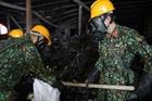 Đã thu gom hàng tấn phế thải nhiễm thuỷ ngân ở NM Rạng Đông