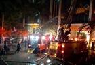 Cháy lớn tại tòa nhà Dầu khí Thanh Hóa
