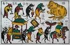 """Ý nghĩa """"đám cưới chuột"""" trong tranh Đông Hồ"""