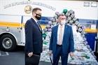 Mỹ thu giữ lượng ma túy đá kỷ lục