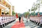 Trường Cao đẳng Cảnh sát nhân dân I khai giảng năm học 2020-2021