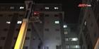 Kịp thời dập tắt vụ cháy chung cư trong đêm