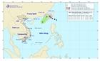 Bão số 11 gây sóng lớn và gió giật mạnh trên biển