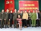 Công an tỉnh Gia Lai nhận phụng dưỡng Mẹ VNAH Puih Krơn