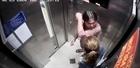 Đề nghị làm rõ vụ hành hung phụ nữ trong thang máy