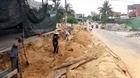 Người dân xã Bình Minh đồng lòng hiến đất mở đường