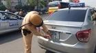 Nhiều lái xe che biển số tránh phạt nguội