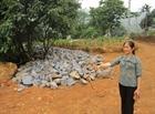 Người dân đồng thuận hiến đất làm đường