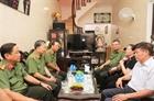 Bộ trưởng Tô Lâm thăm, tặng quà thương binh, gia đình liệt sỹ