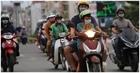 Bỏ quy định phải bật đèn xe máy cả ban ngày