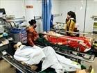 Tích cực cứu chữa các nạn nhân bị rơi thang cuốn