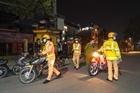 Lực lượng Công an các địa phương đảm bảo tốt ANTT đêm giao thừa