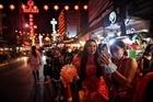 Không khí đón chào năm mới Tân Sửu trên thế giới