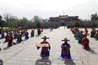 Tái hiện nghi lễ Nguyên đán triều Nguyễn