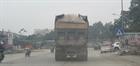 Nhiều xe vi phạm tải trọng tại ngoại thành Hà Nội