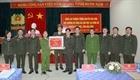 Thứ trưởng Nguyễn Văn Sơn làm việc tại Công an huyện Mai Châu