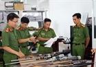 Tăng cường đấu tranh tội phạm liên quan vũ khí, vật liệu nổ