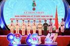Đoàn thanh niên Bộ Tư lệnh CSCĐ đón nhận Huân chương Bảo vệ Tổ quốc hạng Nhì