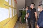 Công tác chuẩn bị bầu cử tại trại tạm giam