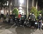 Ngăn chặn kịp thời các nhóm thanh niên tụ tập đua xe